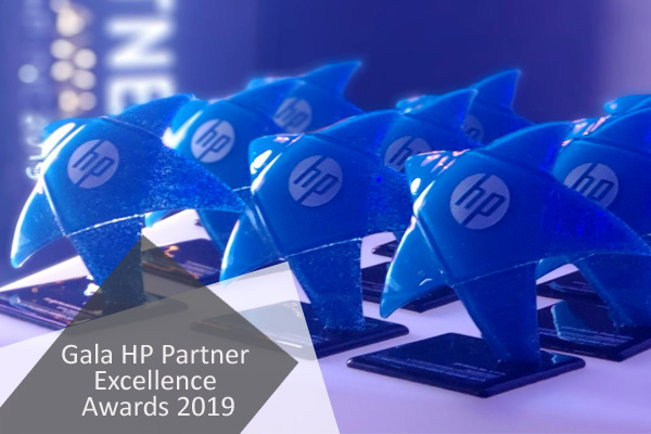 Uroczysta gala HP Partner Excellence Awards 2019