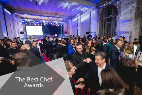 The Best Chef Awards